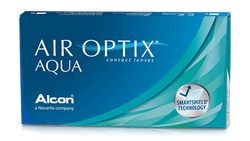 עדשות מגע | Alcon אלקון | Alcon AIR OPTIX AQUA